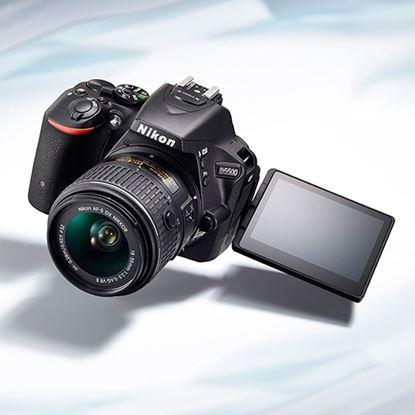 Imagem de Nikon D5500 DSLR