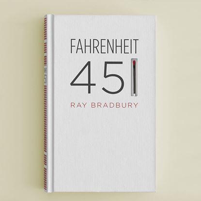 Imagem de Fahrenheit 451 by Ray Bradbury